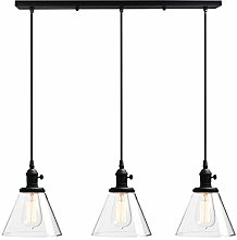 Phansthy Industrial Pendant Light Fitting with