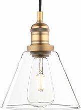 Phansthy Industrial Vintage Pendant Light Funnel