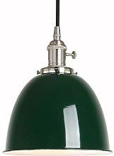 Phansthy Vintage Metal Lampshade Pendant Light