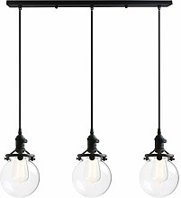 Phansthy Vintage Pendant Light with Switch,