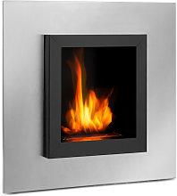 Phantasma Cuadro Ethanol Fireplace Stainless Steel
