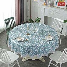 PhantasyIsland.com Wipe Clean Tablecloth Grey With