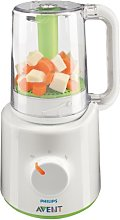 Philips Avent Combined Baby Food Steamer and