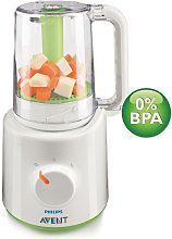 Philips Avent Combined Baby Food Steamer/Blender