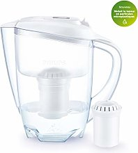 Philips AWP2920 Filter Jug, Reduces Limescale,