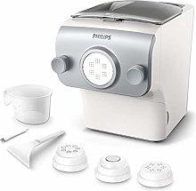 Philips HR2375/05 – Fresh Pasta Maker, 4 Pasta