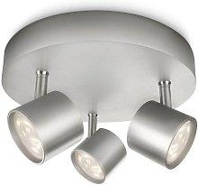 Philips myLiving Adjustable 3 Ceiling Spot Light -