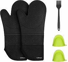 PHILORN Silicone Glove Waterproof Heat Resistant
