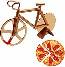 Phitihui Bicycle Pizza Cutter Wheel, Stainless