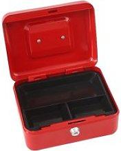 Phoenix Cash Box CB0101K , Red, Free Express