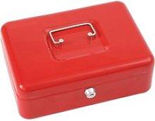 Phoenix Cash Box CB0102K , Red, Free Express