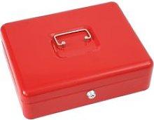 Phoenix Cash Box CB0103K , Red, Free Express