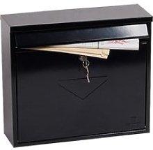 Phoenix Correo MB0118KB Front Loading Mail Box