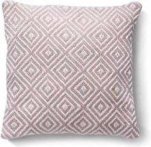 Phoenox Textiles - Hug Rug Woven Diamond Cushion -