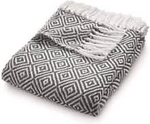 Phoenox Textiles - Hug Rug Woven Diamond Throw