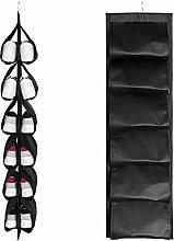Phoetya Hanging Shoe Rack, Sturdy Non-Woven