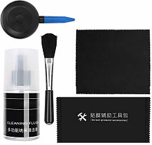 Phone Screen Cleaning Kit, Portable Fine Brush