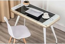 Phone Table (Gold)
