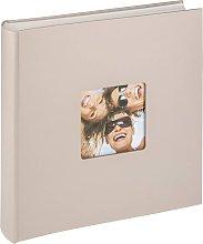 Photo Album Fun 30x30 cm Beige 100 Pages - Beige -