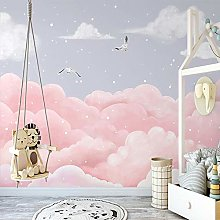 Photo Wallpaper for Kids Room 3D Hand Painted