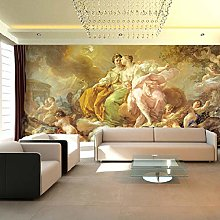 Photo Wallpaper Western European Angel Wallpaper