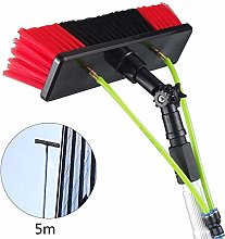 Photovoltaic Cleaner Telescopic Window Cleaner