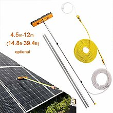 Photovoltaic Panel Cleaning Tool, 4.5-12m
