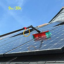 Photovoltaic Panel Cleaning, Window Clean, 9M
