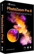 PhotoZoom Pro 8 Win/Mac, Download