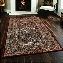PHP Vintage Area Rugs - Super Soft Geometrical