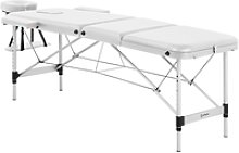 physa Folding Massage Table - BORDEAUX WHITE -