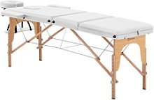 physa Folding Massage Table - MARSEILLE WHITE -