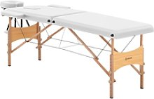 physa Folding Massage Table - TOULOUSE WHITE -