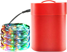 Physical colorful lights string Christmas supplies