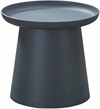 PIAOLING Nordic Round Side Table Living Room