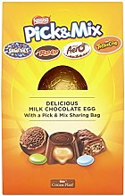 Pic 'N Mix Giant Egg, 307g (Pack of 4)