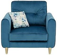 Picadilly Fabric Armchair