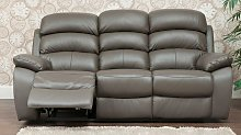 Picasso Reclining 3 Seater Leather Sofa Available