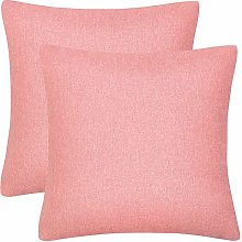 PiccoCasa 2 Pcs Waterproof Throw Pillow Covers, 50