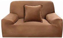 PiccoCasa Velvet Chair Sofa Slipcover Universal