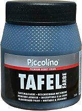 Piccolino Blackboard Paint, Black, 250 ml for