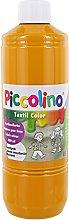Piccolino Textile Paint Mustard Yellow 500 ml