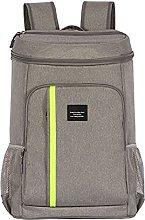 Picnic Backpack, Large Capacity Cool Bag Picnic