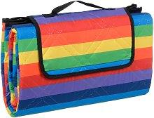Picnic Blanket - Rainbow XXL