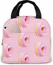 Picnic Cooler Tote Box,Insulated Lunch Tote,School