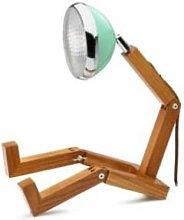 Piffany Copenhagen - Mr Wattson lamp - Verde