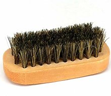 Pig Hair Shoe Brushes Shoe Polish Applicator Brush