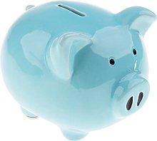 Piggy bank pig money coin piggy box jar storage