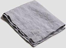 Piglet Dove Grey Linen Napkin | 100% Natural