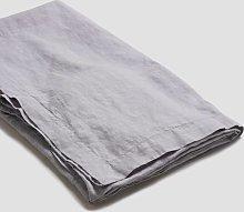 Piglet Dove Grey Linen Tablecloth | 100% Natural